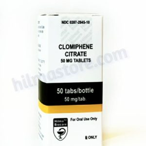 CLOMIPHENE CITRATE (CLOMID)