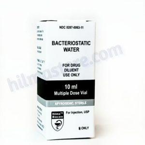 BACTERIOSTATIC WATER