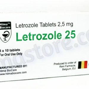 LETROZOLE 25