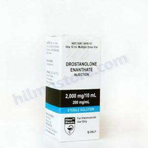 DROSTANOLONE ENANTHATE (MASTERON)