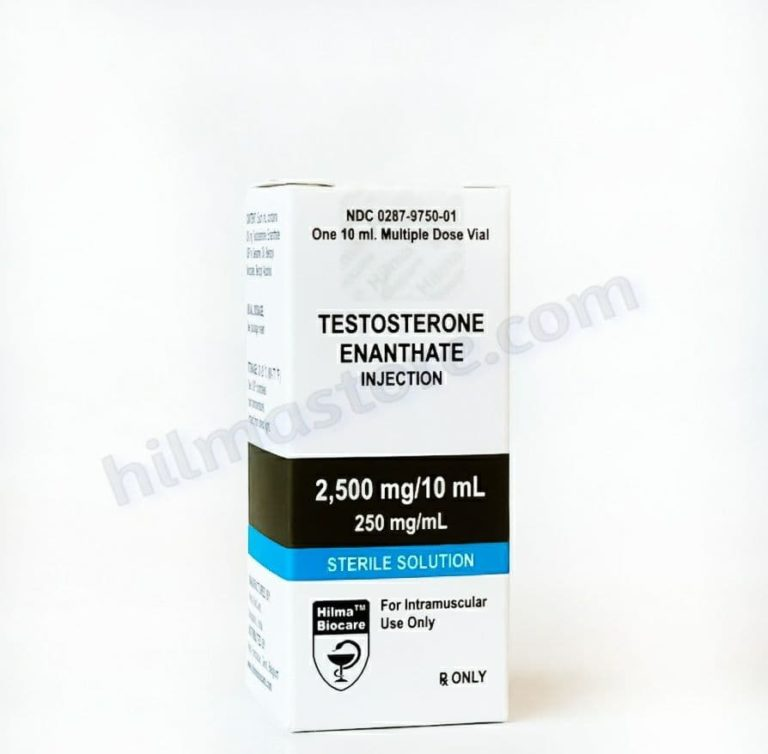 TESTOSTERONE ENANTHATE - Official Distributor of Hilma Biocare - Best Prices. Premium Quality