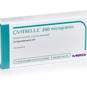 Ovitrelle 250 (Human Chorionic Gonadotropin)